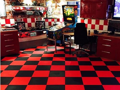 Garage Flooring Tiles : Garage flooring tile overhead door of kansas city